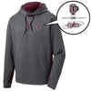 OPS - Embroidered Sport-Wick® Fleece Colorblock Hoodie (ST235)
