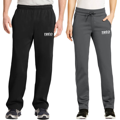 TREO - Mens/Womens Sport-Wick® Fleece Pant (L/ST237)