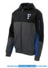 FROATH - Sport-Tek® Tech Fleece Colorblock Full-Zip Hooded Jacket (ST245)