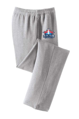 HFT-Sport-Tek® Open Bottom Sweatpant- ST257