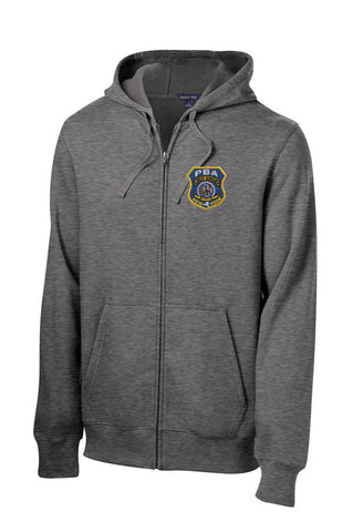 WSPBA- Sport-Tek® Full-Zip Hooded Sweatshirt- ST258