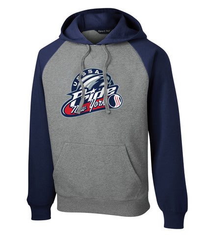 USSSA - Colorblock Pullover Hoodie (ST267)