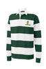 JPF - Sport-Tek Long Sleeve Rugby Polo (ST300)