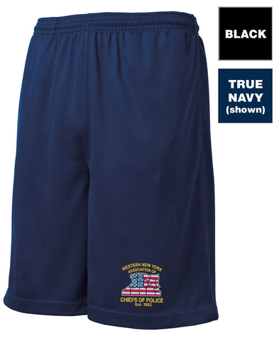 WNYACP - PosiCharge Tough-Mesh Pocket Short (ST312)