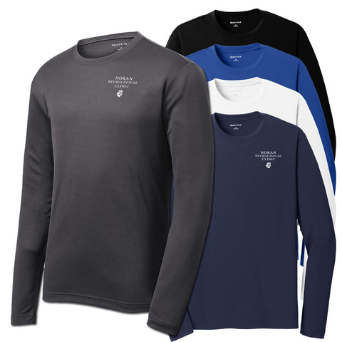 NORAN - Mens RacerMesh® Long Sleeve Tee (ST340LS)