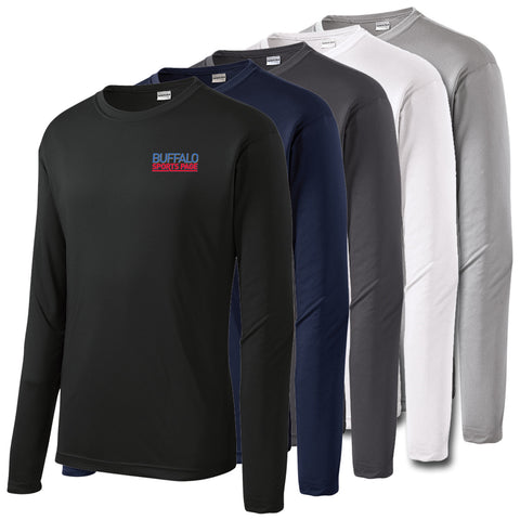 BSP - Long-Sleeve PosiCharge® Competitor™ Tee (ST350LS)