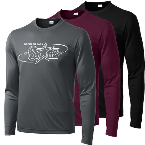 OPS - Printed Long-Sleeve PosiCharge Competitor™ Tee (ST350LS)