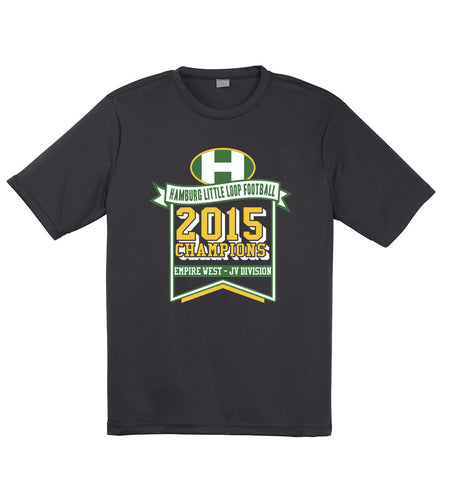 LL2015 - Short Sleeve Competitor Tee (Y|ST350)