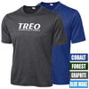 TREO - Heather Contender™ Tee (ST360)