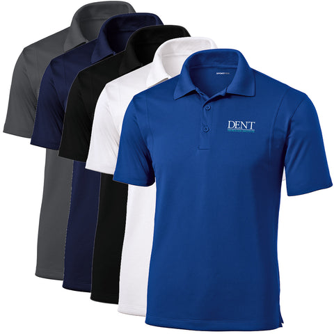 DENT - Mens Micropique Sport-Wick® Polo (ST650)