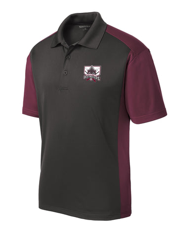 OPD - Colorblock Micropique Sport-Wick Polo (ST652)