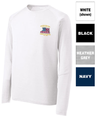 WNYACP - Long Sleeve Ultimate Performance Crew (ST700LS)