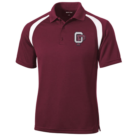OPMS - Dry Zone Colorblock Raglan Polo (T476)
