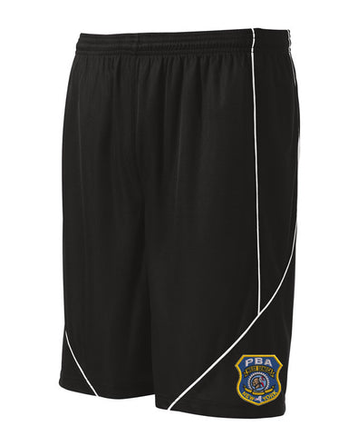 WSPBA- Sport-Tek® PosiCharge™ Mesh Reversible Spliced Short- T565