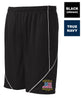 WNYACP - PosiCharge Mesh Reversible Spliced Short (T565)
