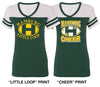 Hamburg LL - Women's Powder Puff T-Shirt (T65)