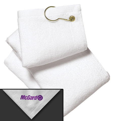 McGard Port Authority® Grommeted Golf Towel (TW51)