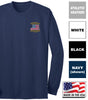 WNYACP - Long Sleeve All-American Tee (USA100LS)