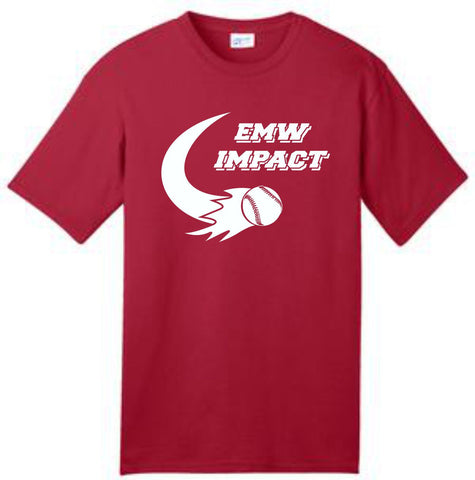 EMW-Port & Company® - All-American Tee-USA100