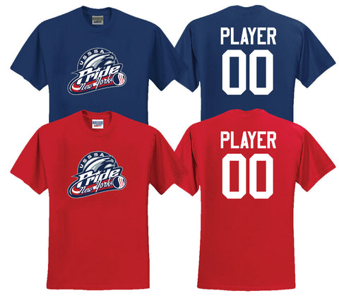 USSSA - Personalized Short-Sleeve Team Tee (29M)