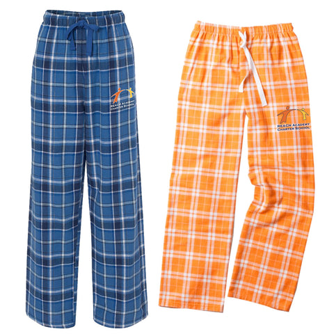 REACH - Pocketed Flannel Pants (Y/F20)