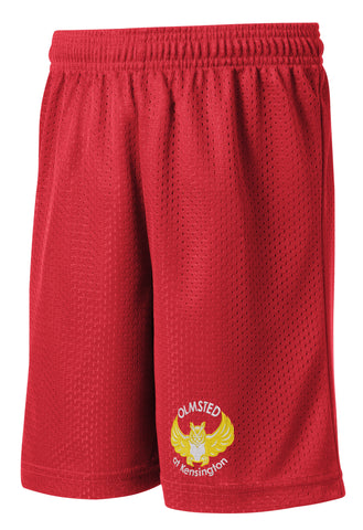 Olmsted/K - District® Sport-Tek® Youth PosiCharge™ Classic Mesh Short (YST510)