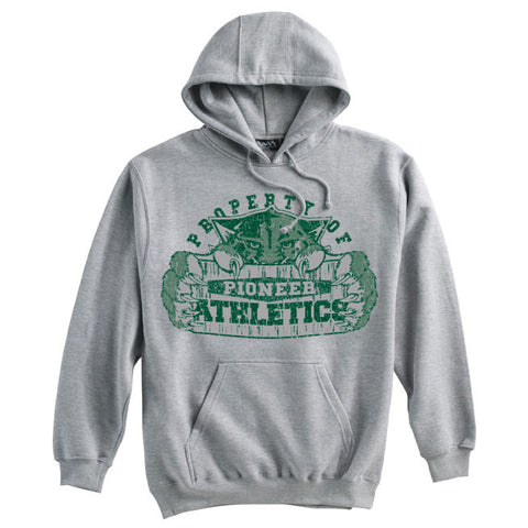 Pioneer - Athletics - Hooded Sweatshirt - 12500(B)