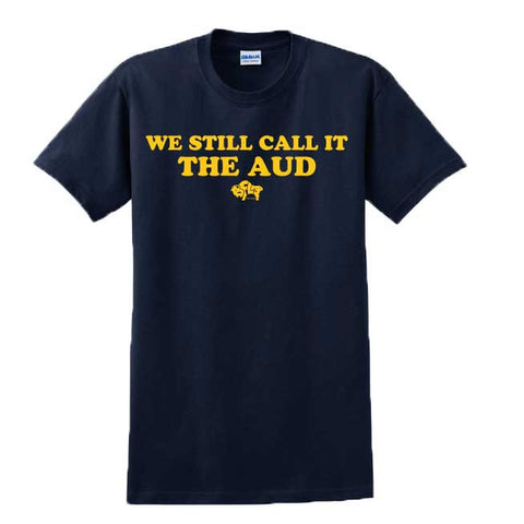 Taste- We Still Call It The Aud- Cotton T-Shirt