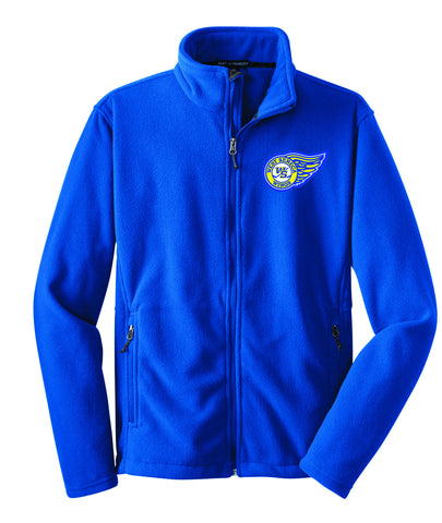 WSWings - Womens/Mens Full Zip Fleece (Y|L|F217)