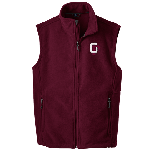 OP - Men's Fleece Vest (F219)