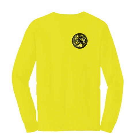 ECS- Long Sleeve Tee- G2400