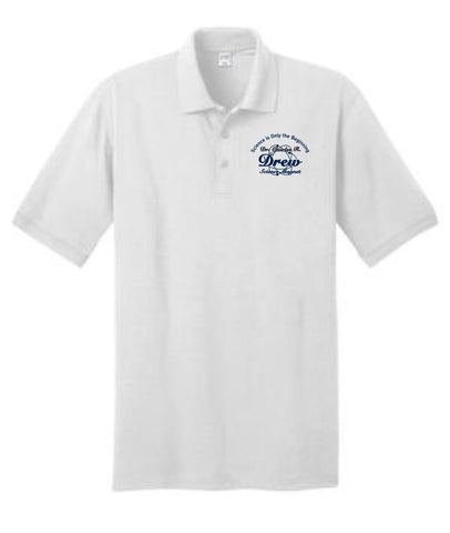Drew-Youth & Adult Port & Company® 5.5-Ounce Jersey Knit Polo- KP55(Y)
