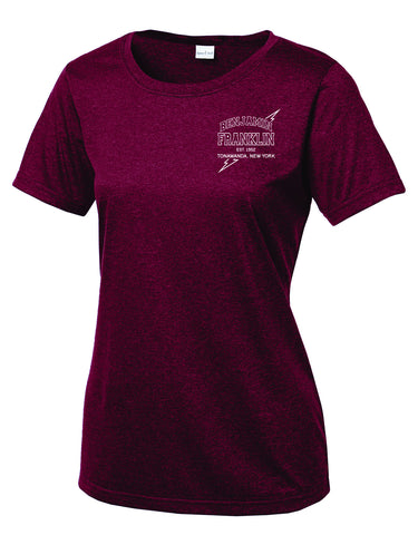 BFE-Ladies Contender Scoop Neck- LST360