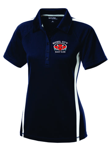 NCRC-Womens Polo- LST685