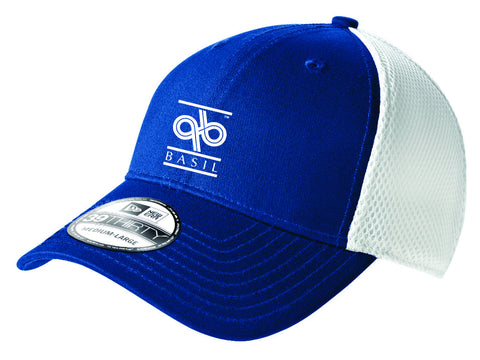 Basil-New Era Stretch mesh Cap- NE1020