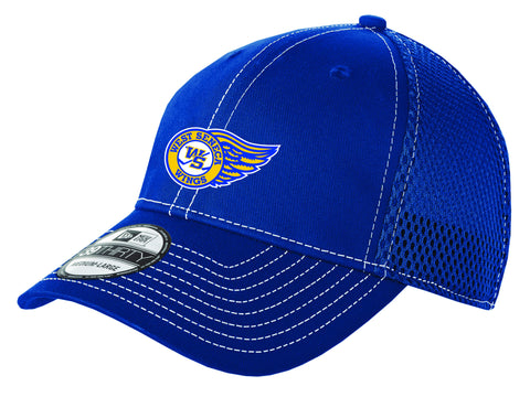 WSWings - New Era Fitted Contrast Cap - Royal NE1120
