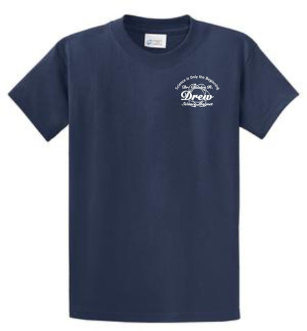 Drew - Port & Company® - Youth Essential T-Shirt (PC61Y)