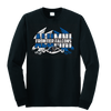 Frontier Alumni- Long Sleeve Tee Shirt (PC61LS)