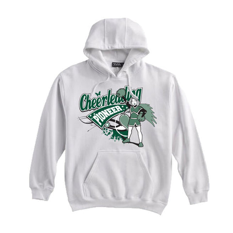 Pioneer - Cheer - Hooded Sweatshirt - 12500(B)