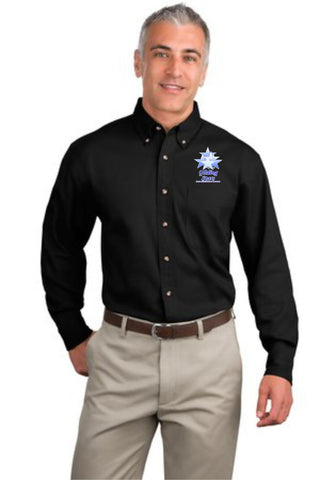 GS-Port Authority® Long Sleeve Twill Shirt- S600T