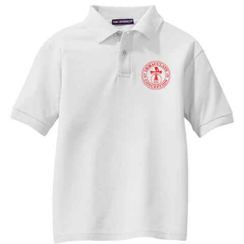 ICS - Youth Short Sleeve polo - Y420