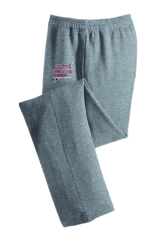 BFE-Open Bottom Sweatpants-(Y)ST257