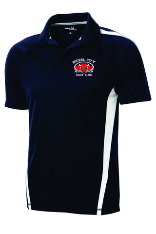 NCRC-Mens Polo- ST685