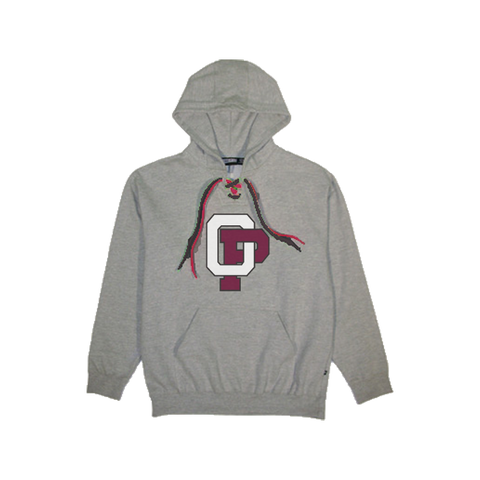 OP - Hockey Hoodie with Laces (WM715)