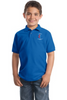 KUMC Silk Touch Polo (L,Y,K500)