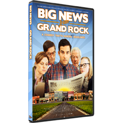 Big News from Grand Rock