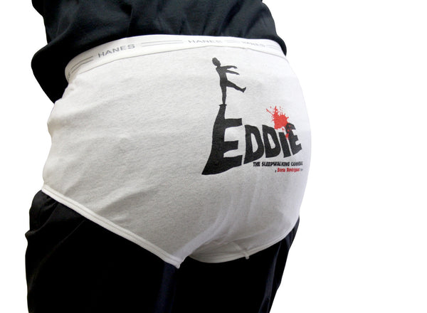 Eddie the Sleepwalking Cannibal tighty whities