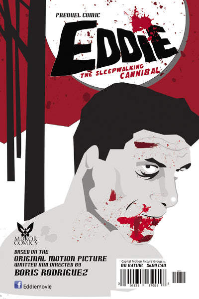 Eddie the Sleepwalking Cannibal prequel comic book Issue 1