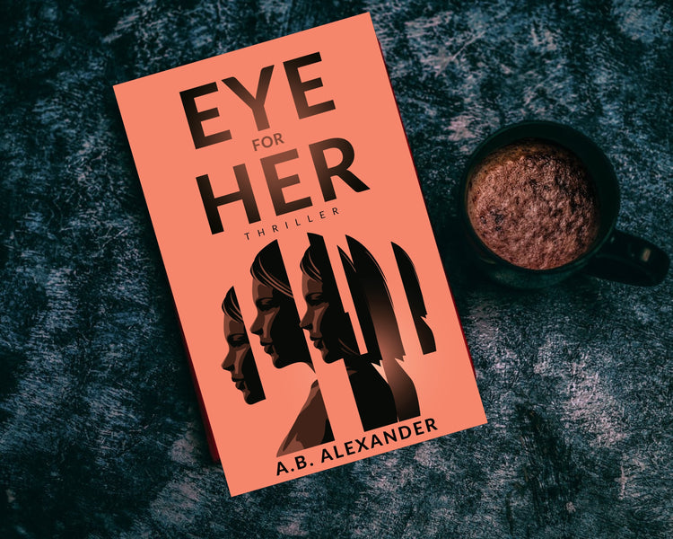 Eye For Her - Now Available For Amazon Pre-order