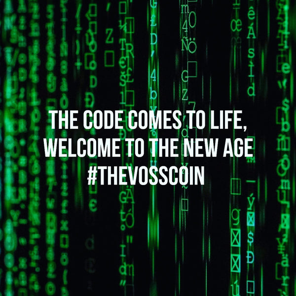 The Voss Coin - A Prelude To The Future